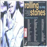 Click here for more info about 'Rolling Stones - I Go Wild'