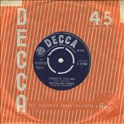 Click here for more info about 'Rolling Stones - I Wanna Be Your Man - 1st'