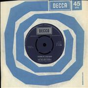 Click here for more info about 'Rolling Stones - I Wanna Be Your Man - Boxed Logo'