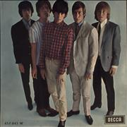 """Rolling Stones If You Need Me E.P. France 7"""" vinyl"""