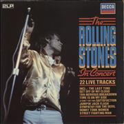 Click here for more info about 'Rolling Stones - In Concert - EX'