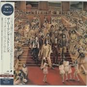 Rolling Stones It's Only Rock 'N Roll - 180gm Clear Vinyl - Sealed Japan vinyl LP