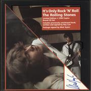 Click here for more info about 'It's Only Rock 'N' Roll - Autographed'