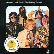 Click here for more info about 'Rolling Stones - Jumpin' Jack Flash - Card Sleeve'