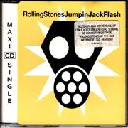 Click here for more info about 'Rolling Stones - Jumpin Jack Flash - hype stickered'
