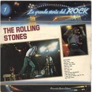 Click here for more info about 'Rolling Stones - La Grande Storia Del Rock 1'