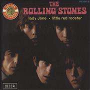 Click here for more info about 'Rolling Stones - Lady Jane - Textured'