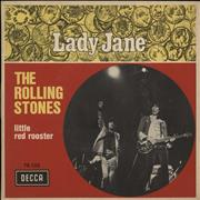 Click here for more info about 'Rolling Stones - Lady Jane'