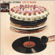 Click here for more info about 'Let It Bleed - 180gm Vinyl - Sealed'
