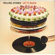 Rolling Stones Let It Bleed - 180gm Vinyl UK vinyl LP