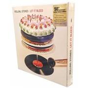 Rolling Stones Let It Bleed - 50th Anniversary Edition - Sealed UK vinyl box set