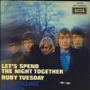 Click here for more info about 'Rolling Stones - Let's Spend The Night Together - 1-67'