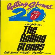 Click here for more info about 'Rolling Stones - Let's Spend The Night Together'
