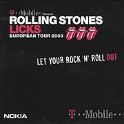 Click here for more info about 'Licks - European Tour 2003'