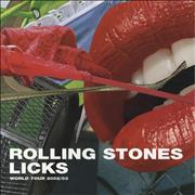 Click here for more info about 'Rolling Stones - Licks World Tour 2002/03'
