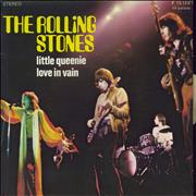 Click here for more info about 'Rolling Stones - Little Queenie'