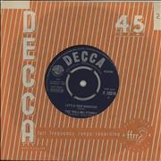 Click here for more info about 'Rolling Stones - Little Red Rooster - 1st - C'