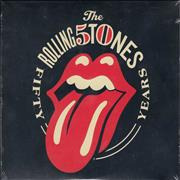 Click here for more info about 'Rolling Stones - Live - The Rolling Stones Fifty Years - Sealed'