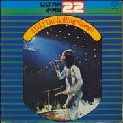 Click here for more info about 'Rolling Stones - Live! - Ultra Max 22'