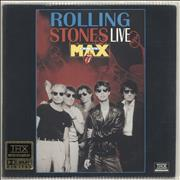 Click here for more info about 'Rolling Stones - Live At The Max - Sealed'