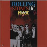 Click here for more info about 'Rolling Stones - Live At The Max'