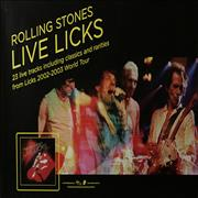Click here for more info about 'Rolling Stones - Live Licks'