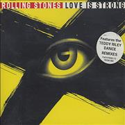 Click here for more info about 'Rolling Stones - Love Is Strong - Dance Remixes'