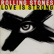 Click here for more info about 'Rolling Stones - Love Is Strong'