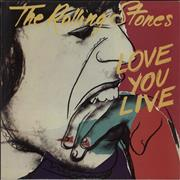 Click here for more info about 'Rolling Stones - Love You Live'