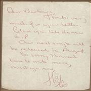 Click here for more info about 'Mick Jagger Handwritten Letter To A Fan'