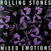 Click here for more info about 'Rolling Stones - Mixed Emotions - 3-track - Purple Sleeve'