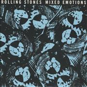 Click here for more info about 'Rolling Stones - Mixed Emotions - Card Sleeve'