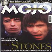Click here for more info about 'Rolling Stones - Mojo Bill & Charlie Edition - Issue 107 - October 2002'