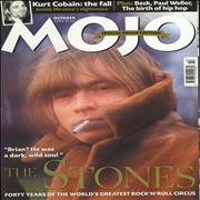 Click here for more info about 'Rolling Stones - Mojo Brian Edition - Issue 107 - October 2002'