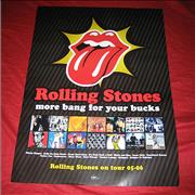 Click here for more info about 'Rolling Stones - More Bang For Your Bucks'
