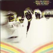 Click here for more info about 'Rolling Stones - More Hot Rocks - Virgin Vinyl - EX'