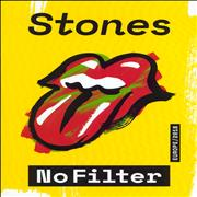 Click here for more info about 'Rolling Stones - No Filter - Europe 2018'