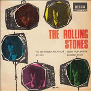 Click here for more info about 'Rolling Stones - No Me Puedes Alcanzar - VG'
