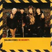 Click here for more info about 'Rolling Stones - No Security - Album Sampler'