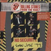 Click here for more info about 'Rolling Stones - No Security. San Jose '99 - 180gm - sealed'