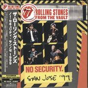 Click here for more info about 'Rolling Stones - No Security. San Jose '99'