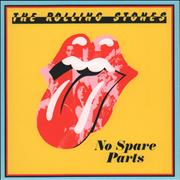 Click here for more info about 'Rolling Stones - No Spare Parts'