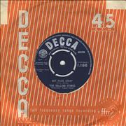 Click here for more info about 'Rolling Stones - Not Fade Away - 1st  - 2nd Label'