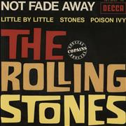 Click here for more info about 'Rolling Stones - Not Fade Away E.P. - Lozenge - 7-66'
