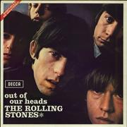 Click here for more info about 'Rolling Stones - Out Of Our Heads - Digitally Remastered/Silver Label - EX'