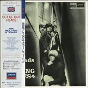Click here for more info about 'Rolling Stones - Out Of Our Heads - blue vinyl'