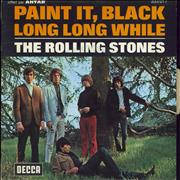 Click here for more info about 'Rolling Stones - Paint It, Black - Boxed Logo - Antar'