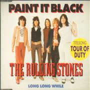 Click here for more info about 'Rolling Stones - Paint It Black - Tour Of Duty'