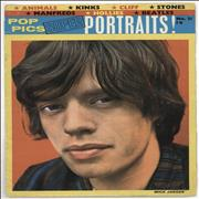 Click here for more info about 'Rolling Stones - Pop Pics Super Portraits No.21'