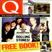 Click here for more info about 'Rolling Stones - Q Magazine'